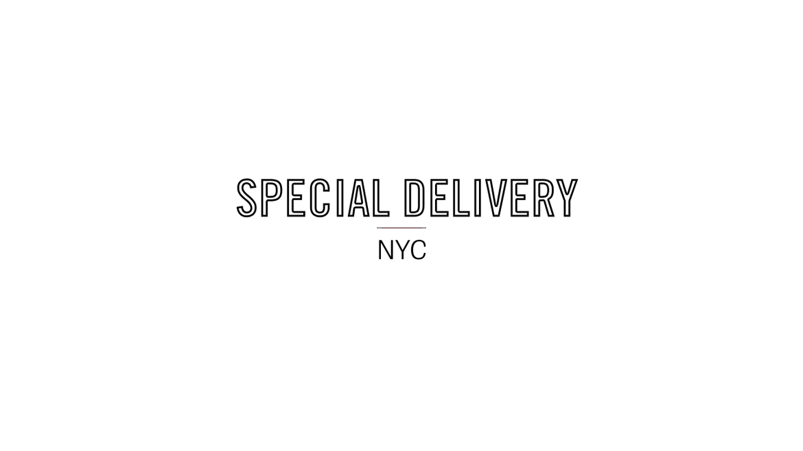 Special Delivery NYC